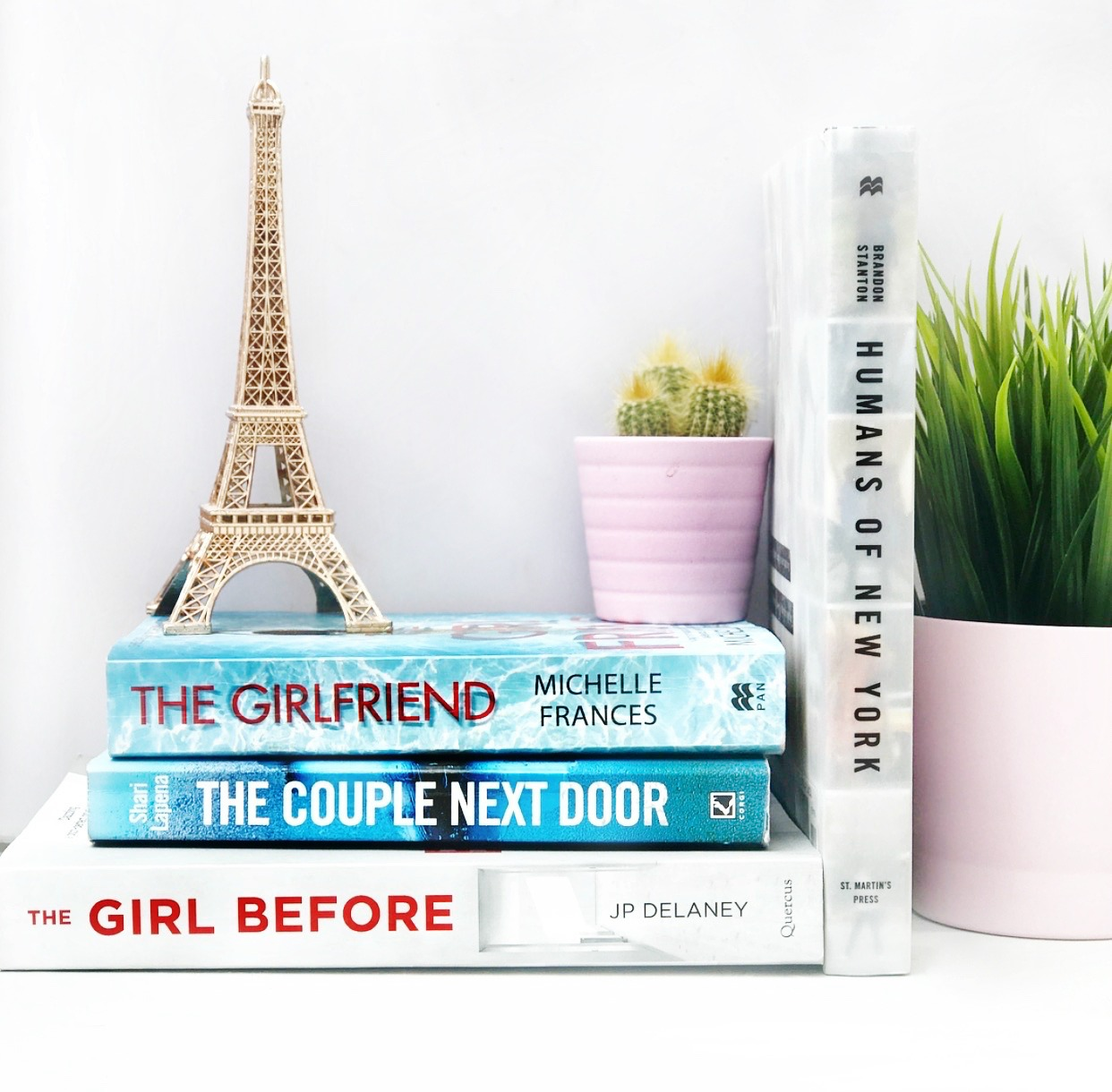 THE BOOK RECOMMENDATIONS