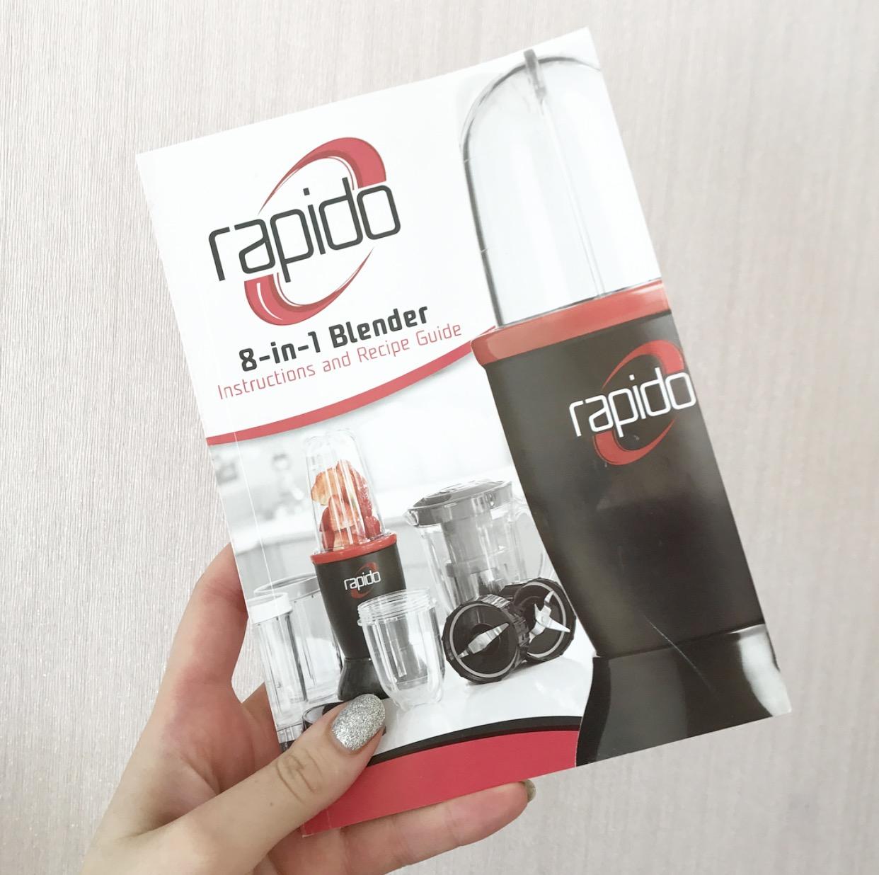 rapido blender