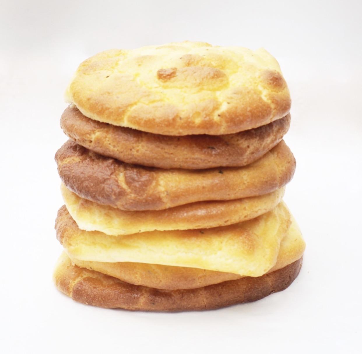 Herby Cloud Bread Recipe