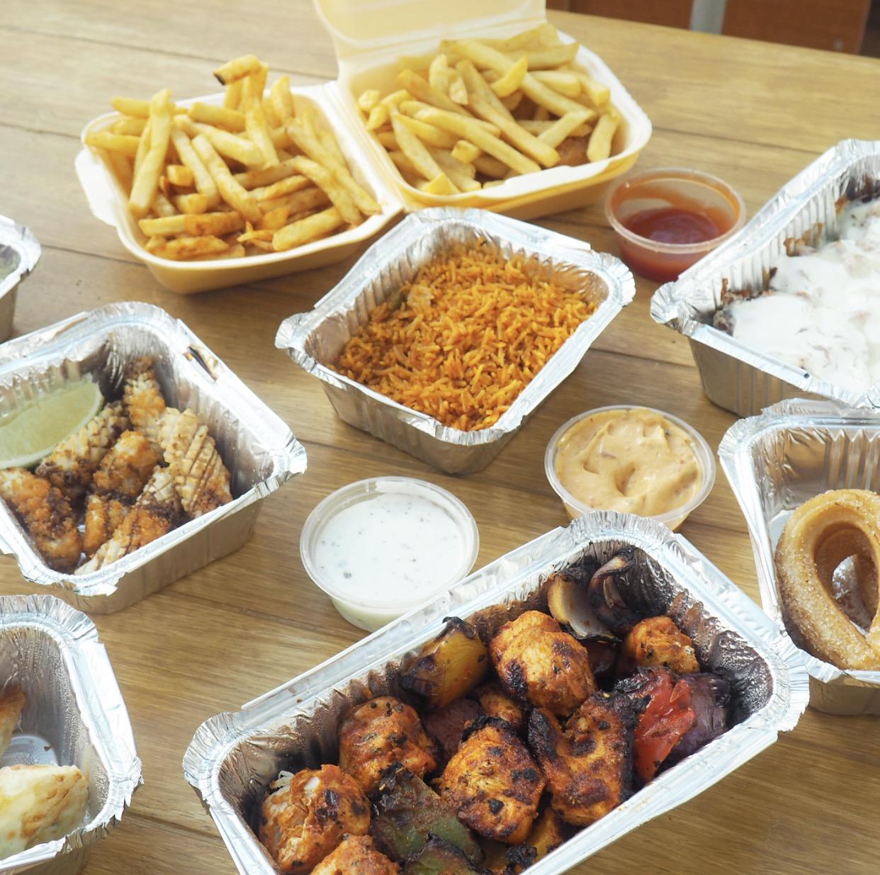 Order Online Food Calamari