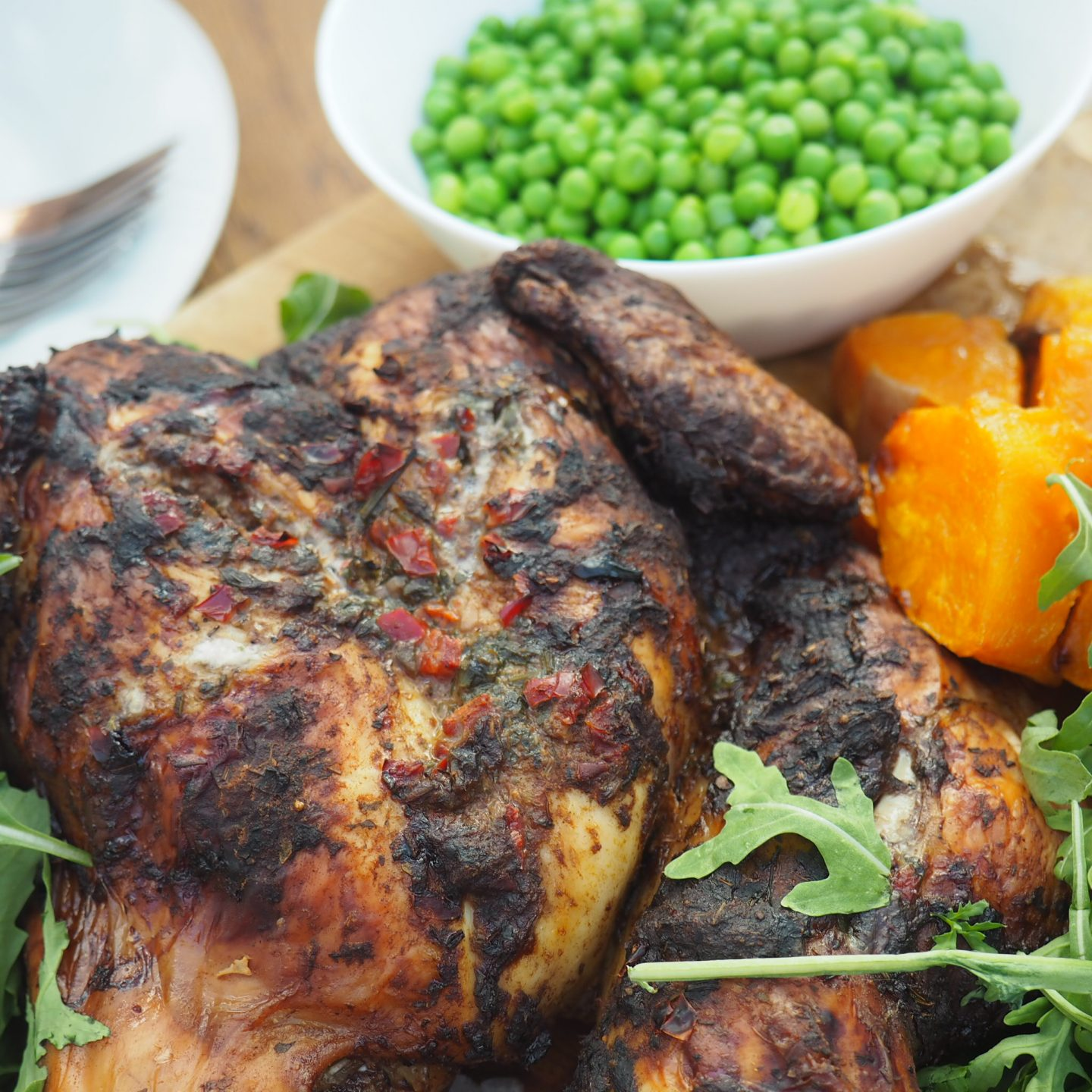 M&S Jerk Chicken Meal Idea