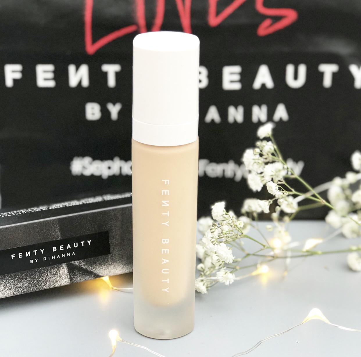 Rihanna Fenty Beauty Foundation Review