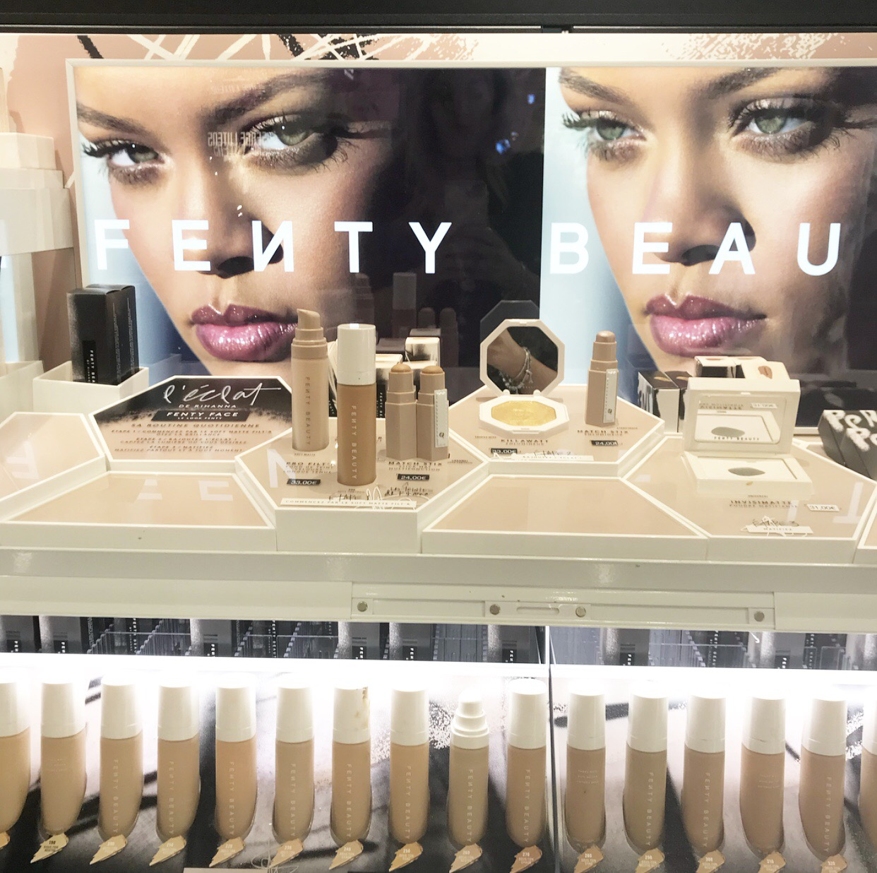 Rihanna Fenty Beauty Foundation Review