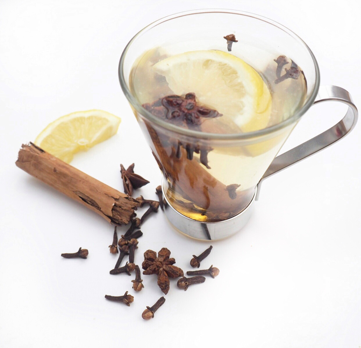Lemon, Honey & Spice Toddy