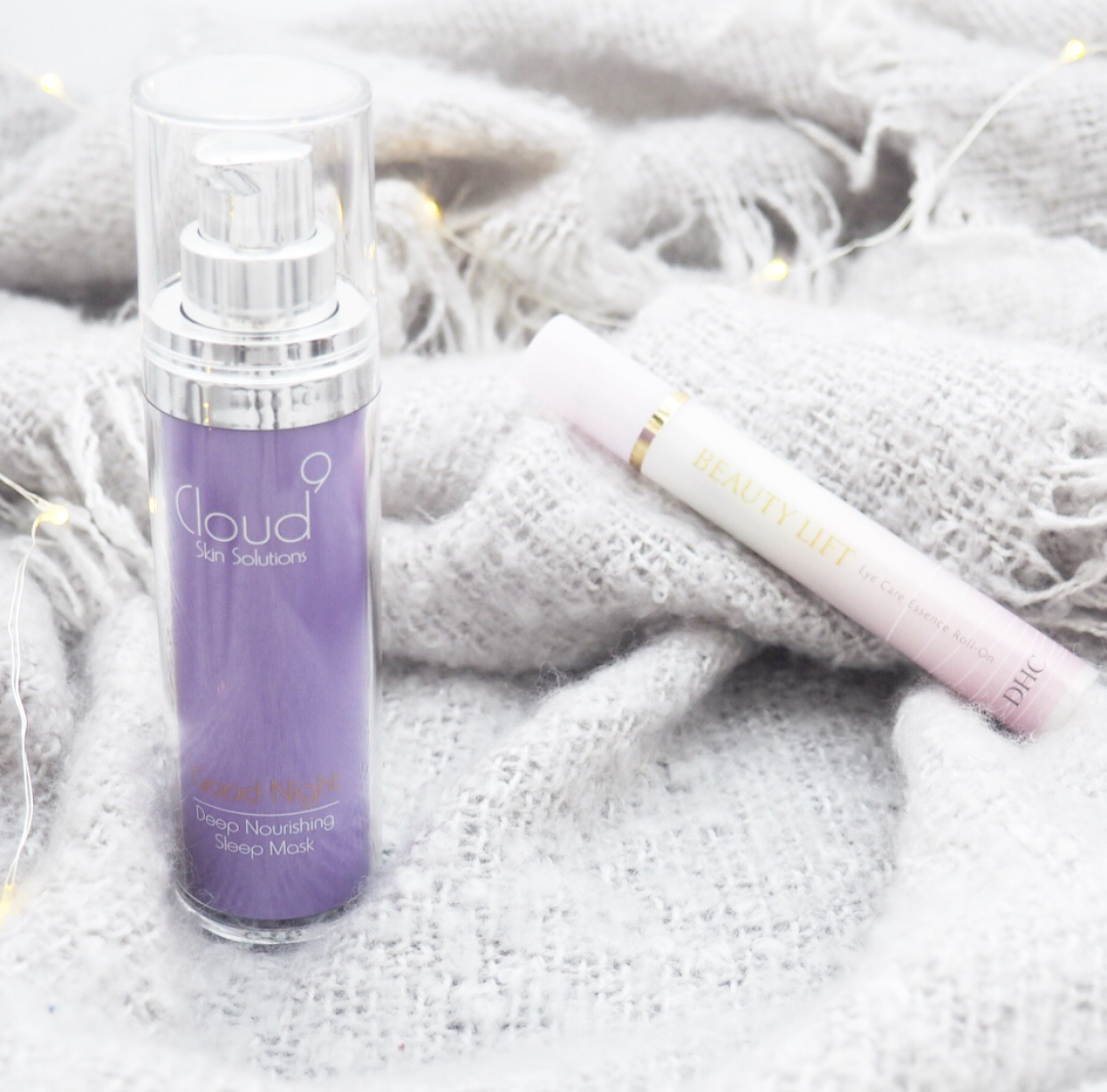 *DHC Beauty Lift Eye Care Essence Roll-On: