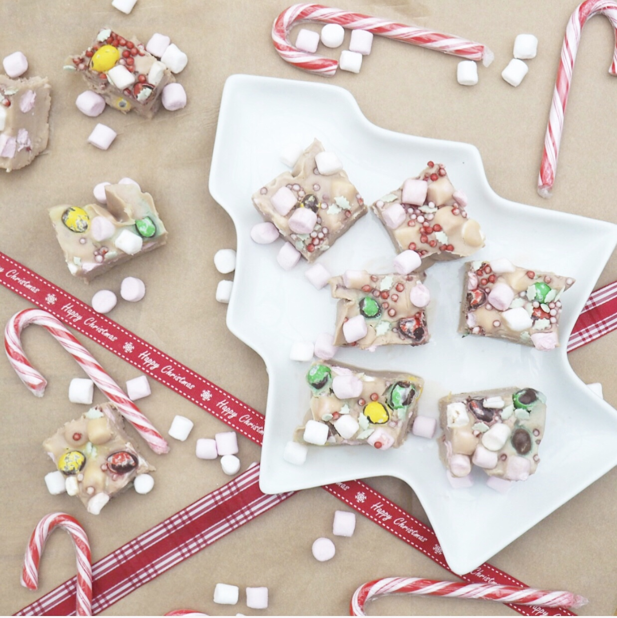 Christmas Rocky Road Recipe