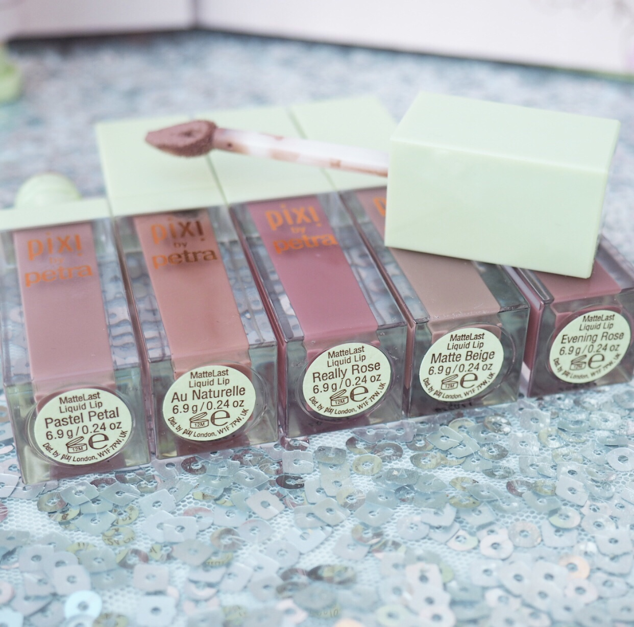 Pixi Beauty MatteLast Liquid Lips Review