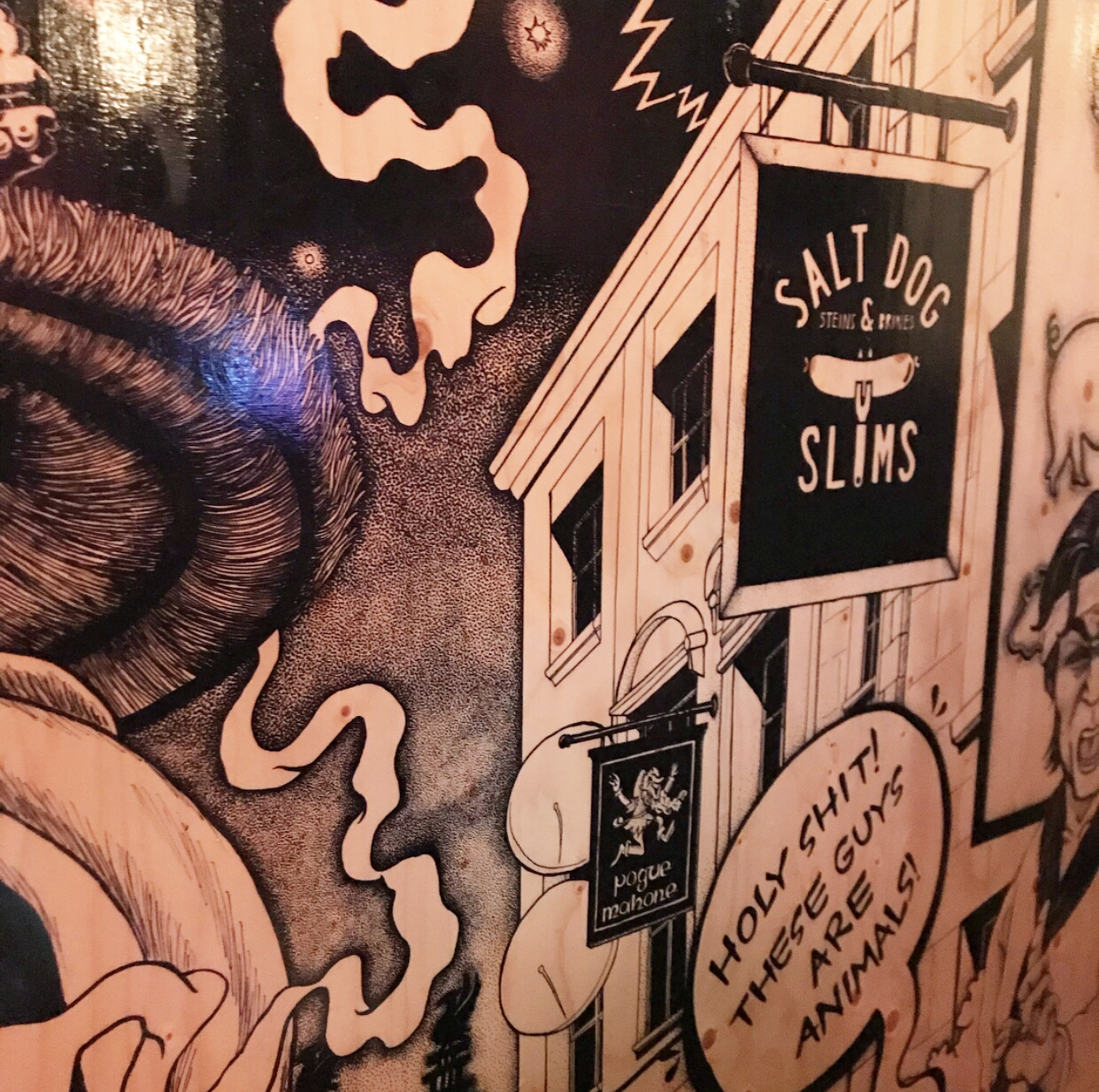 Salt Dog Slims Express Liverpool Review