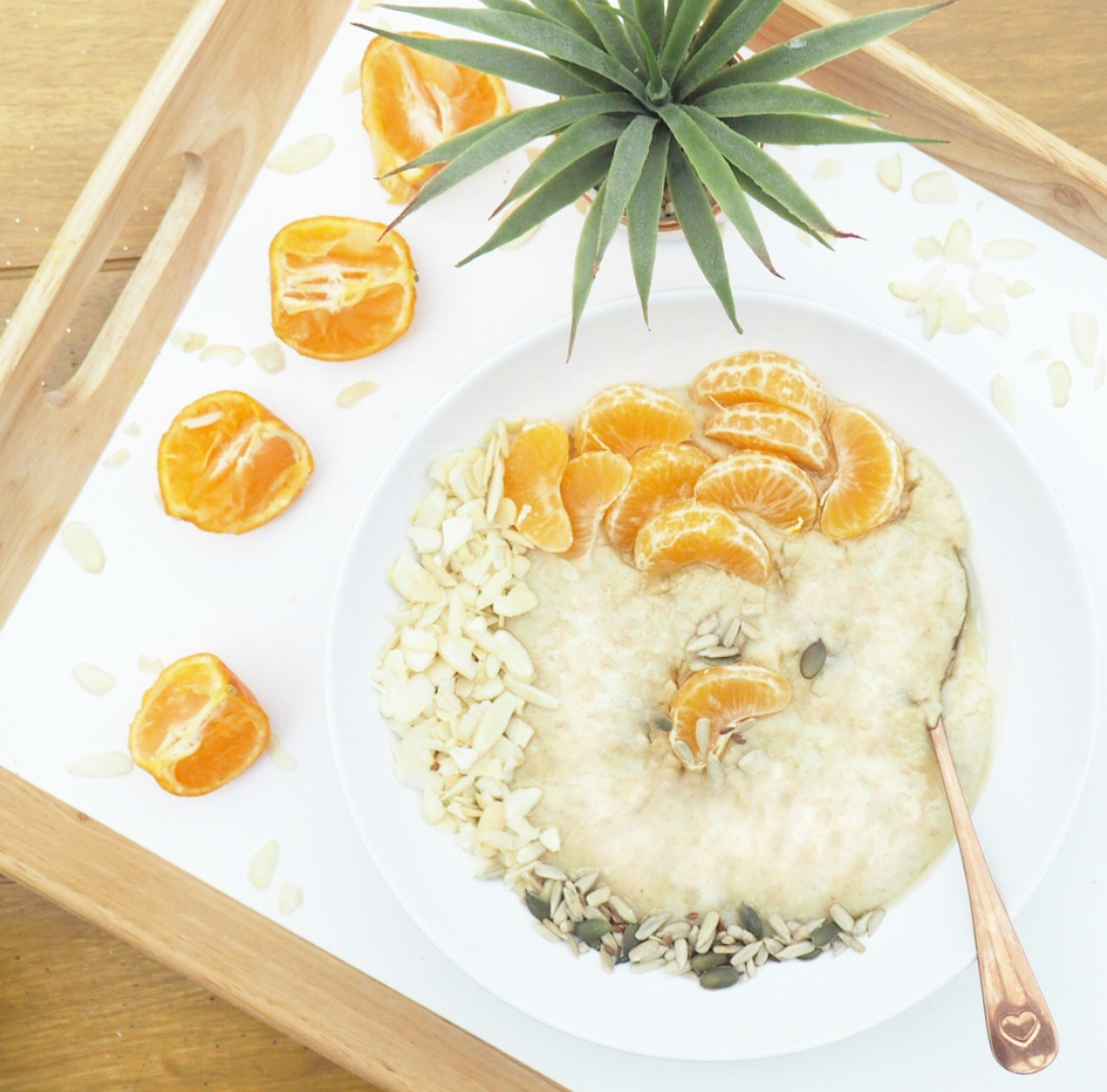 Overnight Fruity Porridge Recipe