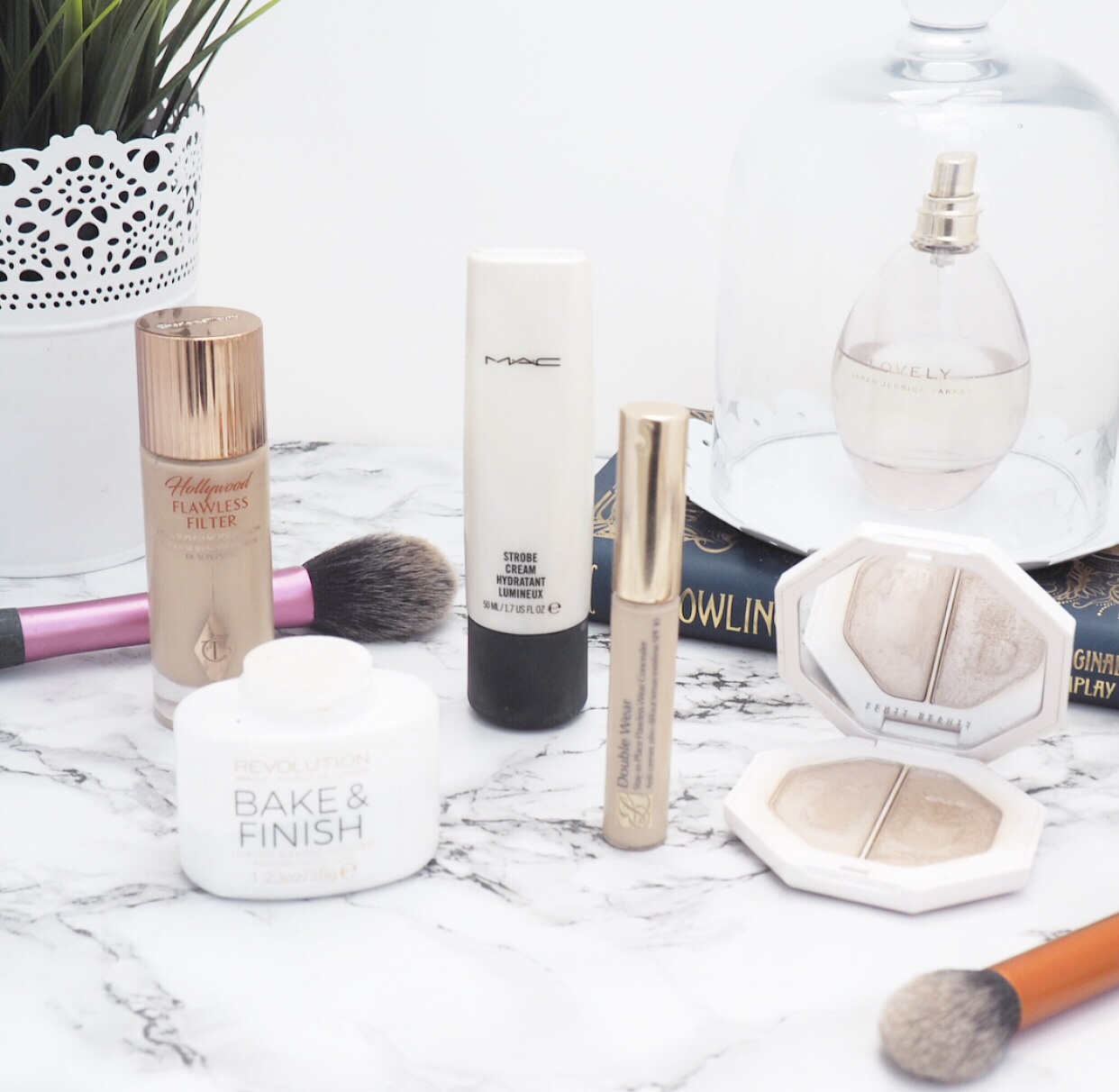 Make-up Products to Create a Flawless Base.