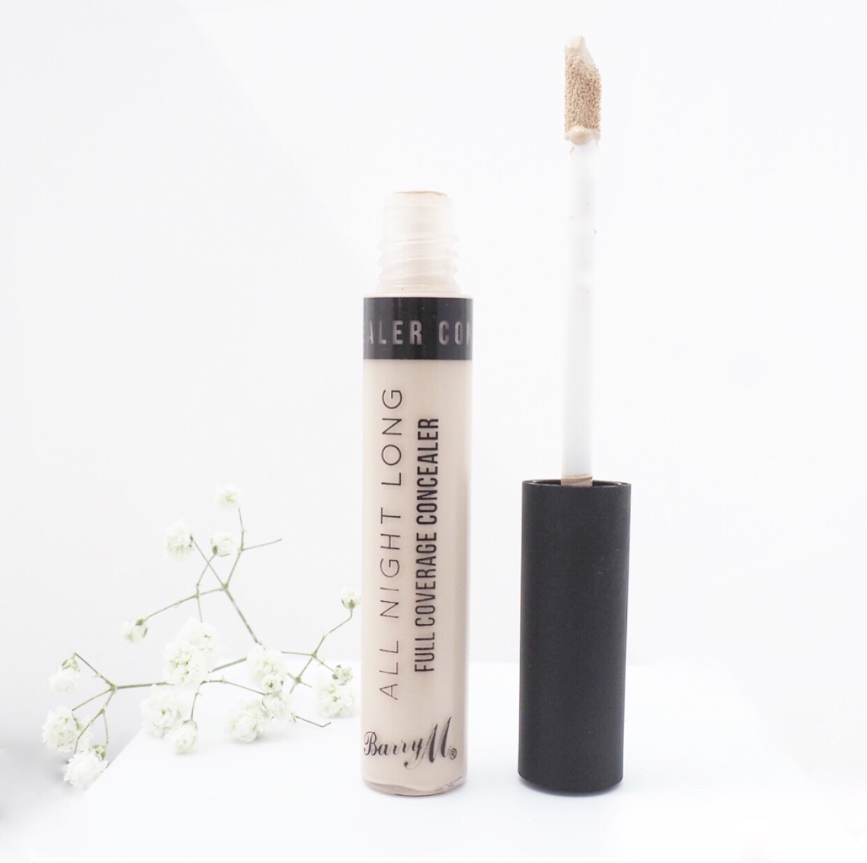 Barry M All Night Long Full Coverage Concealer Review