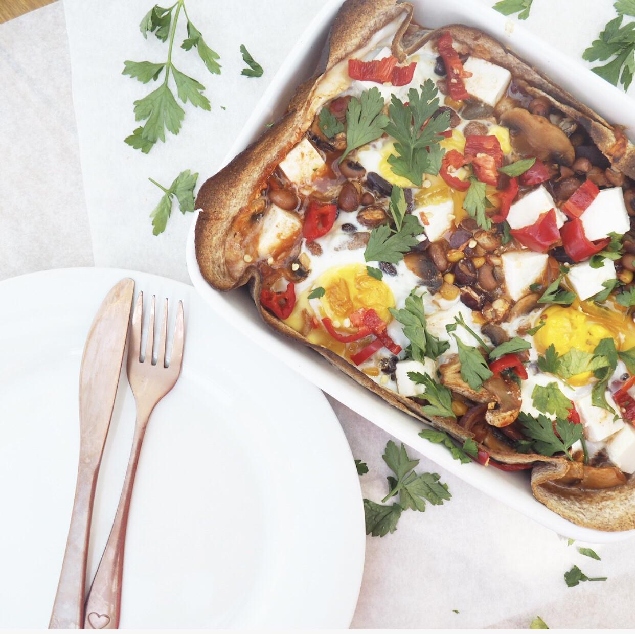 Huevos Rancheros Tortilla Recipe