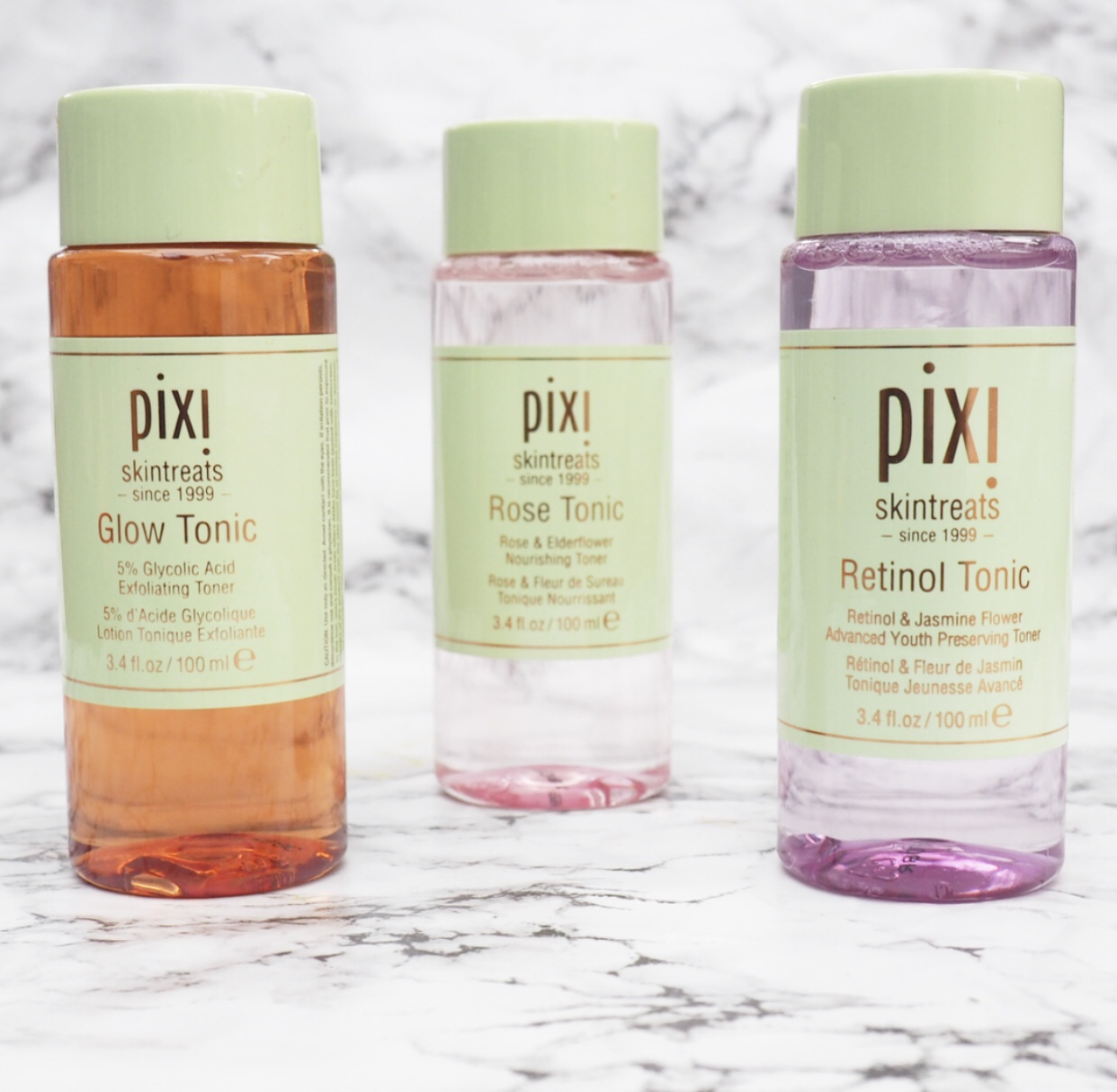 *Pixi Tonic's Review