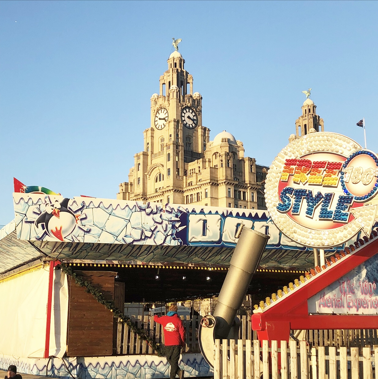 Exploring Liverpool - The Pier Head