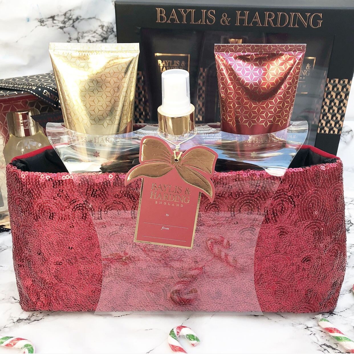 *Christmas Gift Ideas with Baylis & Harding